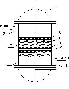 Многоэлектродный электрохимический фильтр изображение
